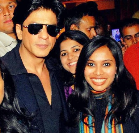 With SRK