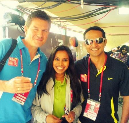 Hosting the Bengaluru Marathon with Nikhil Chinapa